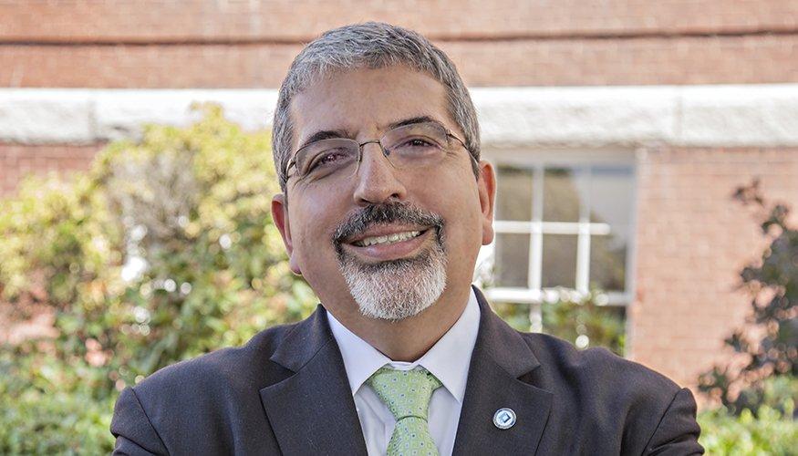 QCC's Sixth President, Dr. Luis G. Pedraja