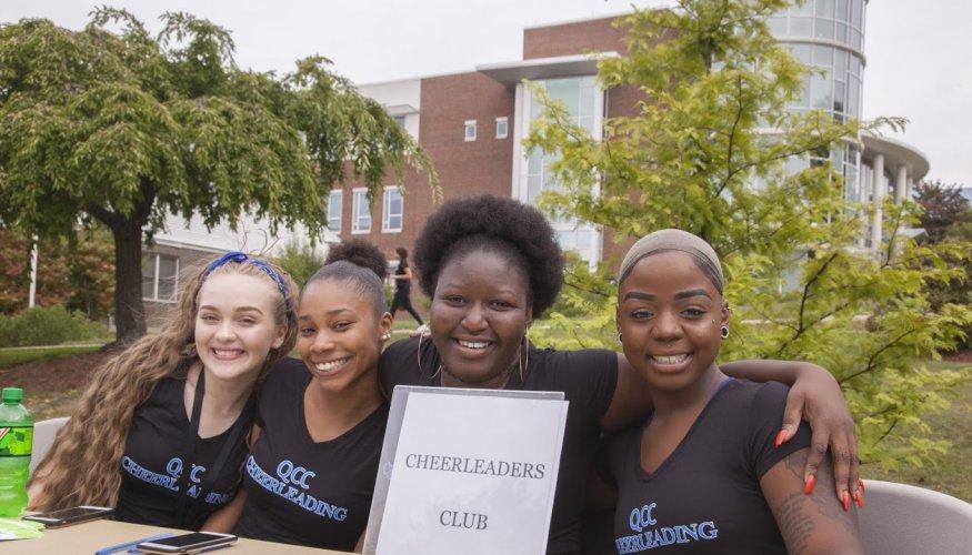 Cheerleaders Club