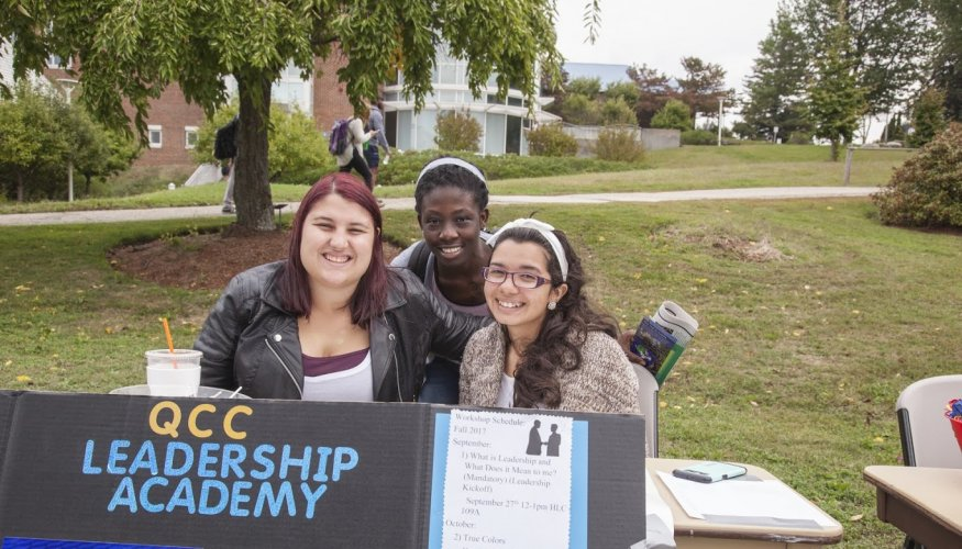 QCC Leadership Academy
