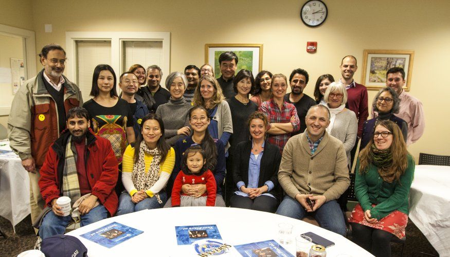 QCC Hosts Fulbright Scholars