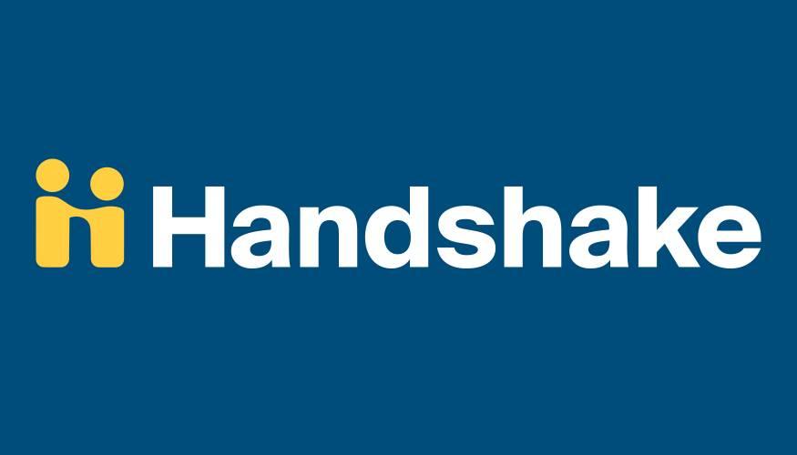 Register for QCC's new job recruiting platform Handshake.