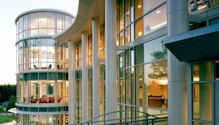 Quinsigamond Community College's Harrington Learning Center