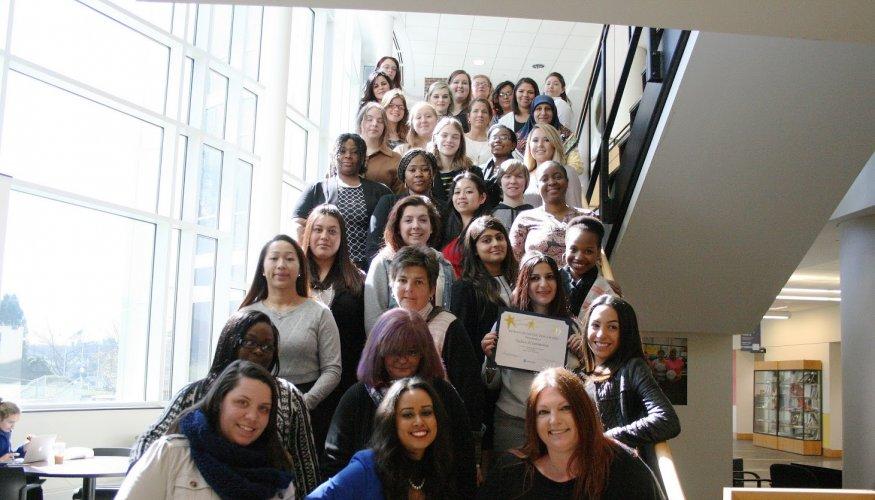 Women of Distinction Award Winners (2016)