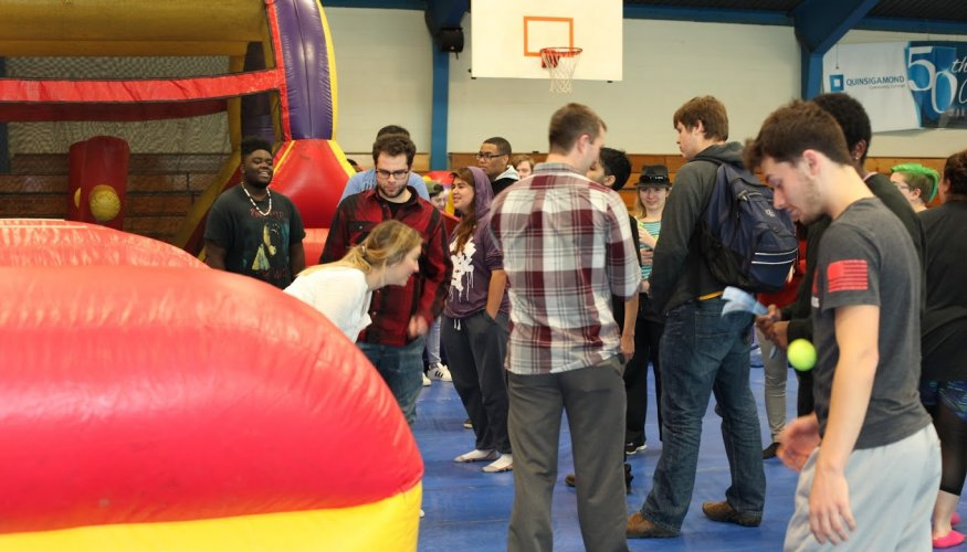 Students had a great time during Spirit Carnival.