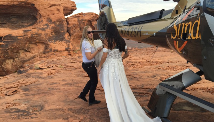 """QCC alum Jasmine Rose Solaperto Sullivan featured on """"Say Yes to the Dress."""""""