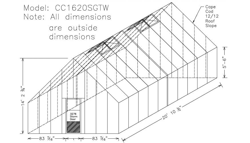 Blueprint for the PTK Greenhouse