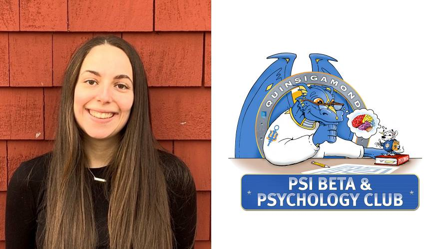 QCC alumna Katie Berry will be the March 11 Psi Beta & Psych Club guest speaker.