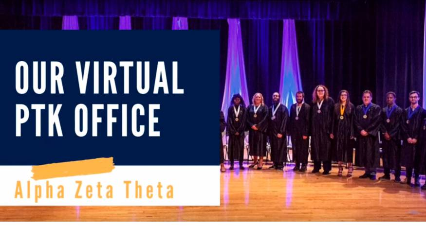Phi Theta Kappa's Virtual Office is up and running.