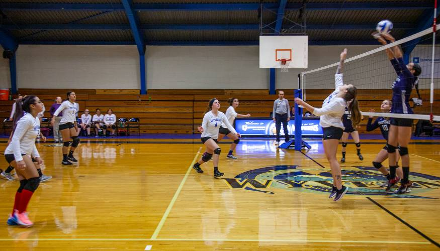Another exciting season is in store for the Lady Wyverns Volleyball Team.