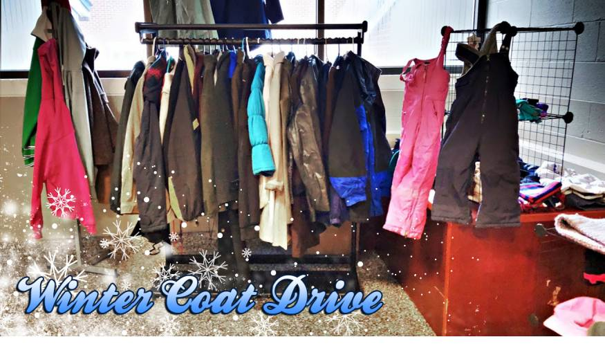 QCC's Winter Clothing Drive