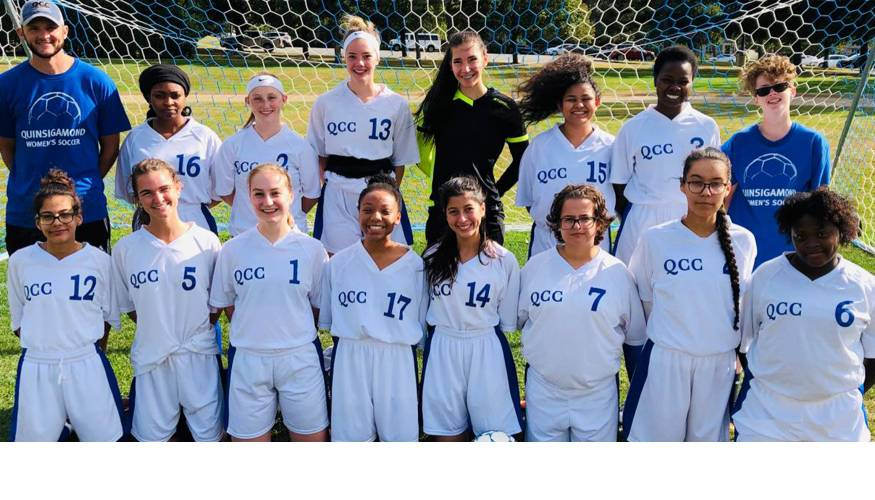 The Women's Soccer Team begins its 2021 season on September 11. with a home game against Massasoit Community College.