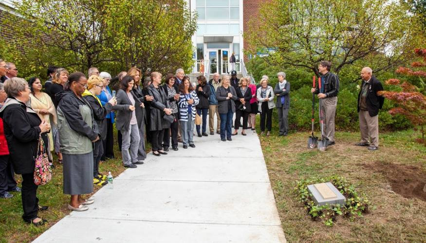 A Celebration of Life was held for Professor Fred Pilch.