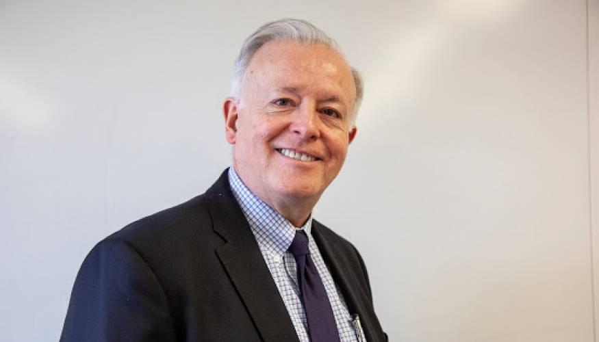 QCC Assistant Professor James Brennan