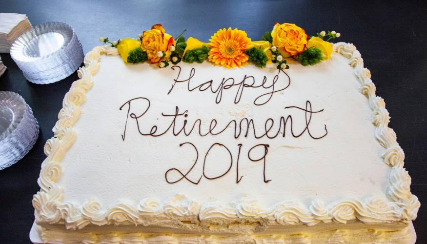 Happy Retirement 2019