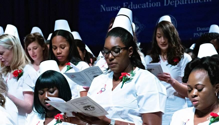December nursing graduates