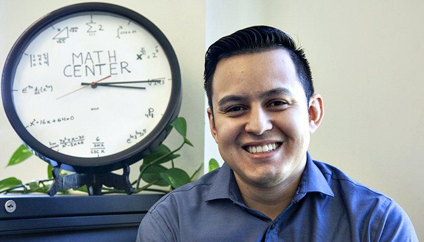 Math Learning Specialist Eduardo Rivas