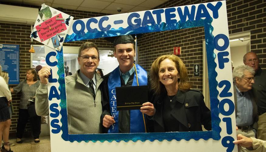 Gateway to College Grad