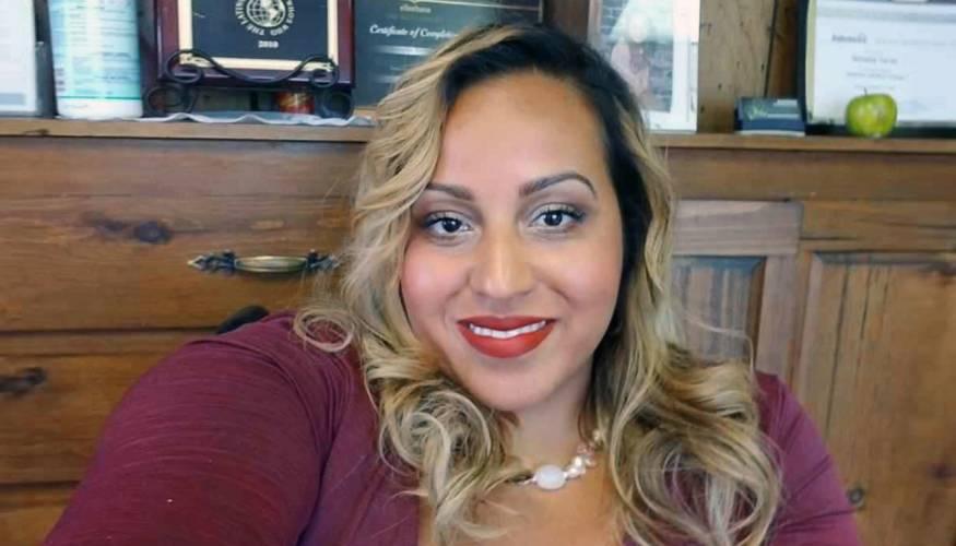 QCC alumna Natasha Torres
