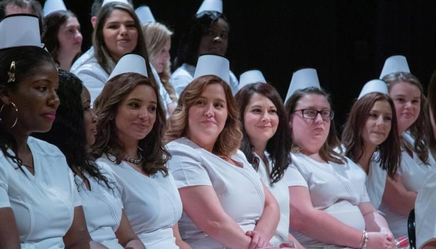 New QCC nursing grads