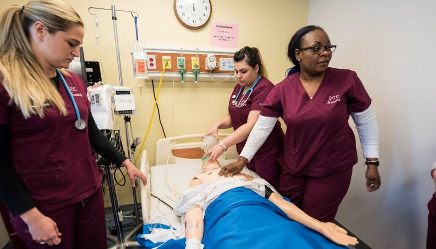 QCC is addng a General Studies - Pre-Nursing Option this fall.