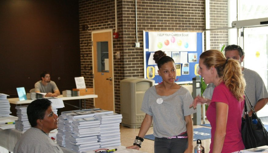 New Student Orientation is a valuable resource at QCC.