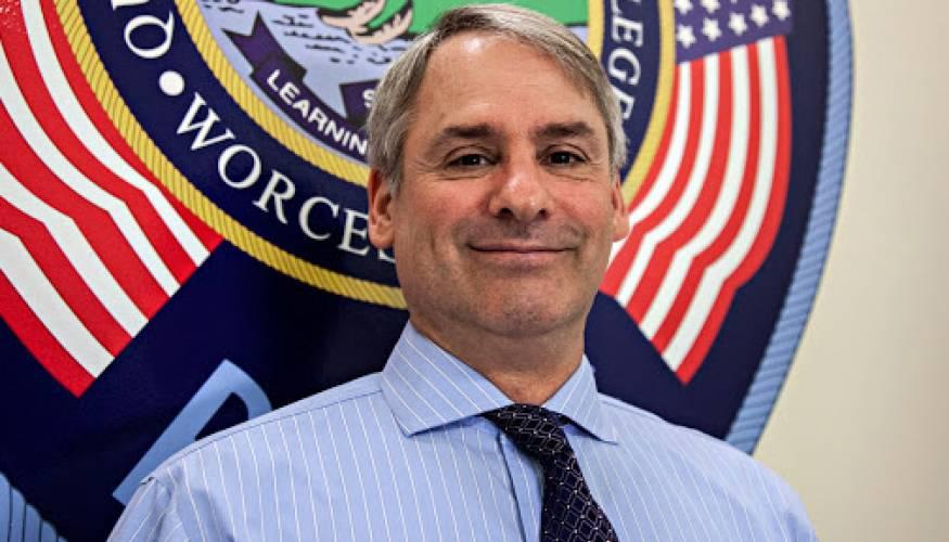 QCC Campus Police Chief Kevin Ritacco
