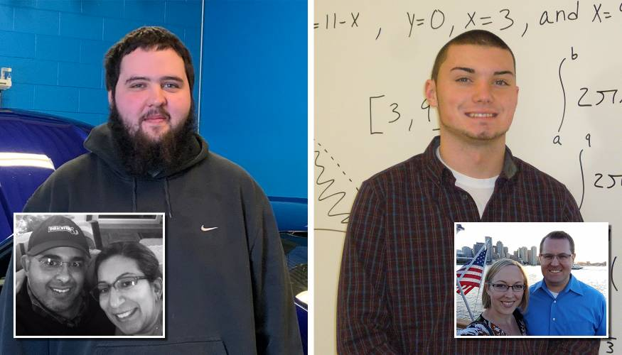 STEM Students of the Month