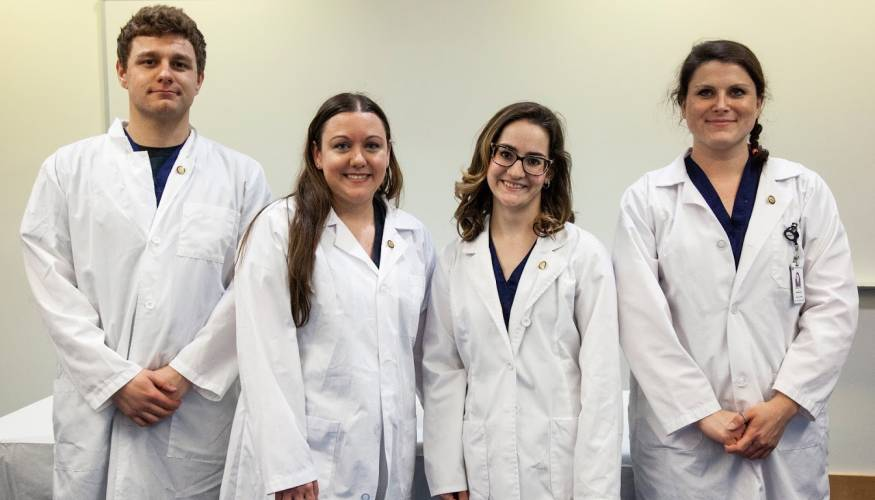 Surgical Technology graduates