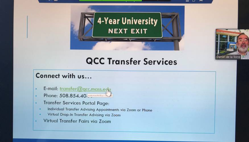 QCC offers an afforable pathway to 4-year institutions.