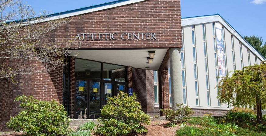 Athletic Center Exterior