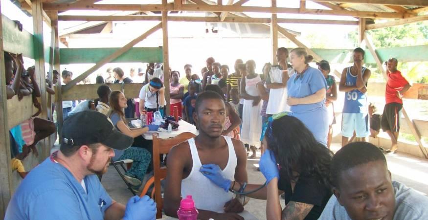 Haiti Experience 2015