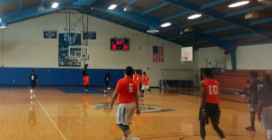 QCC Basketball