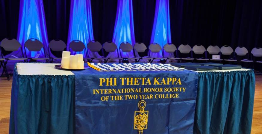 PTK Induction 4/12/2018