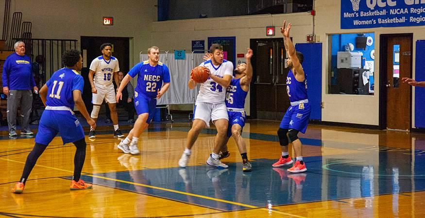 The QCC Basketball Team