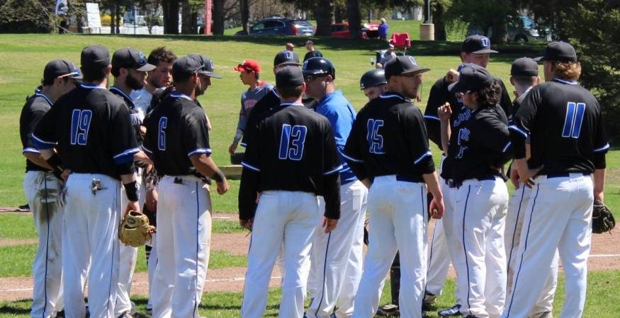 QCC Wyverns - Baseball