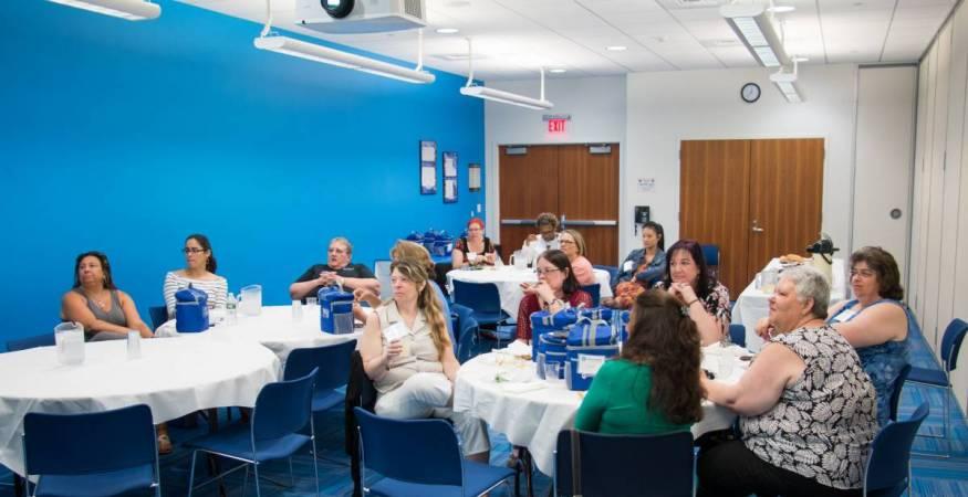 QCC Employee/Alumni Lunch June 21, 2018