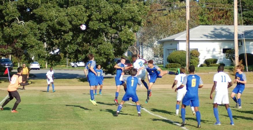 QCC's Soccer Team