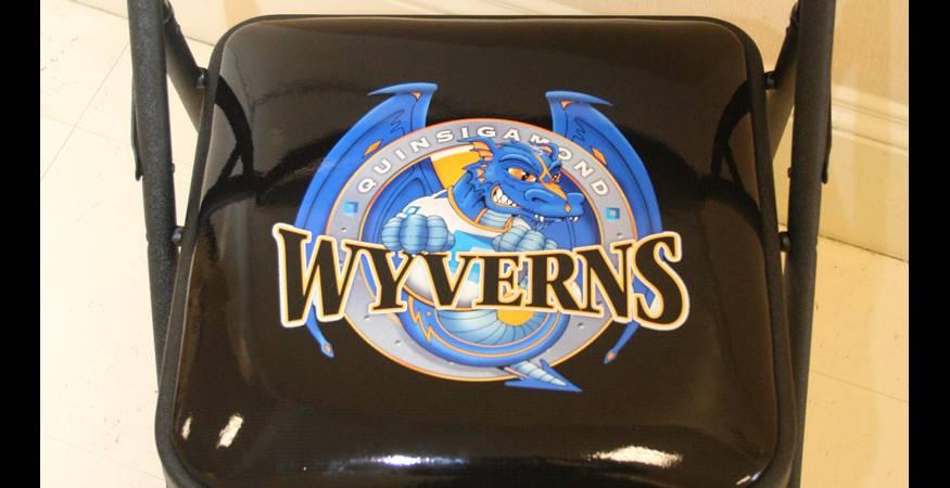 Wyvern chair design